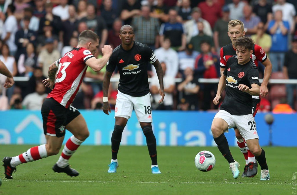 Southampton, Man United Share The Spoils In 1-1 Draw At St Mary's