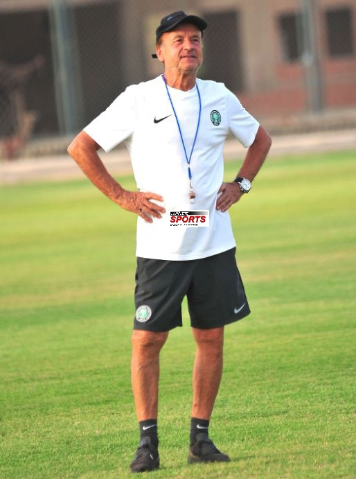 Rohr Targets Personal Vengeance As Super Eagles Face  Ukraine In Dnipro