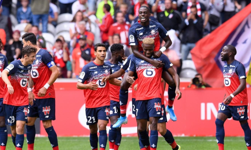 Osimhen's Lille Get Set For 75th Anniversary Celebration