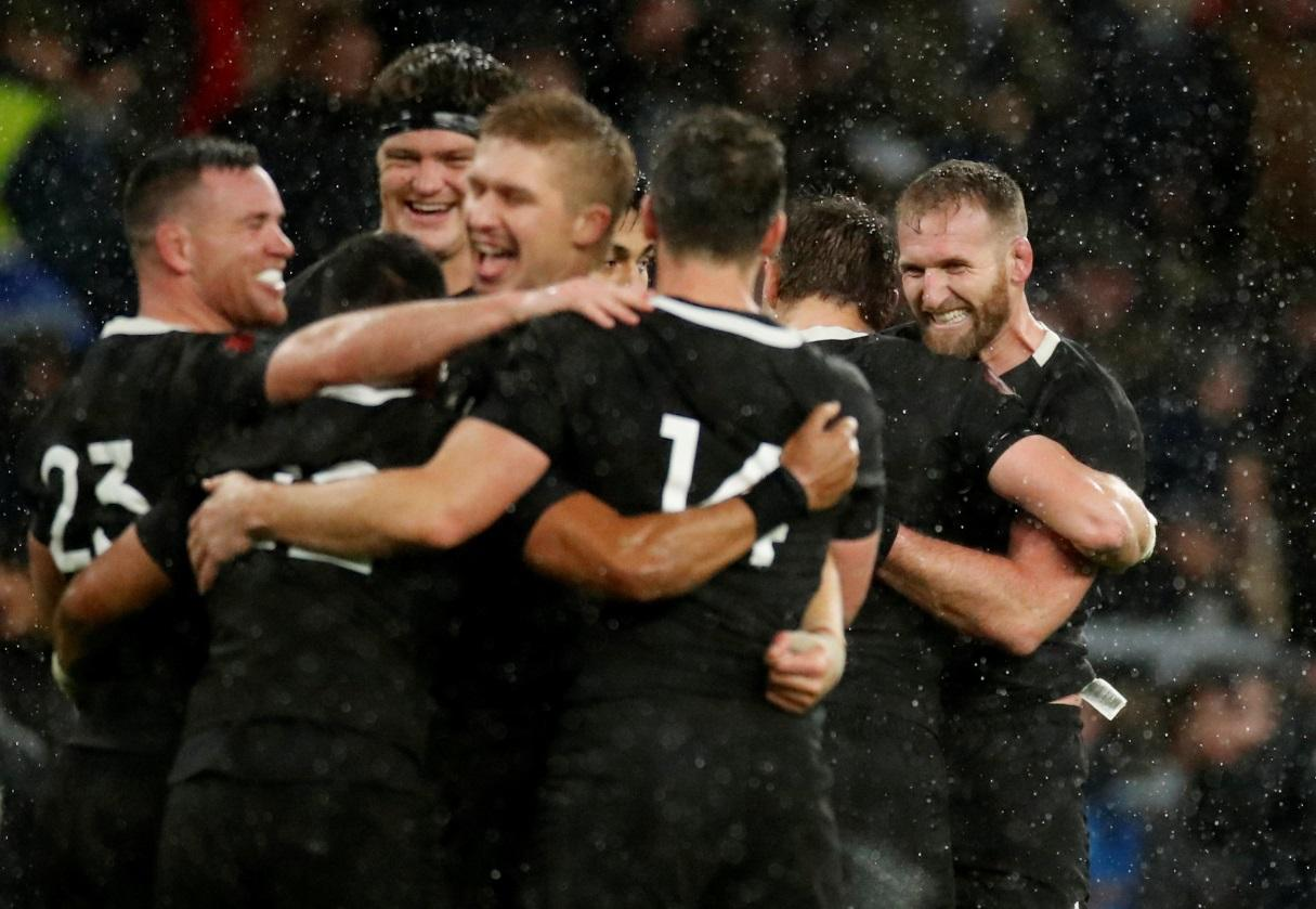 All Blacks Avenge Aussie Loss With Clinical Display