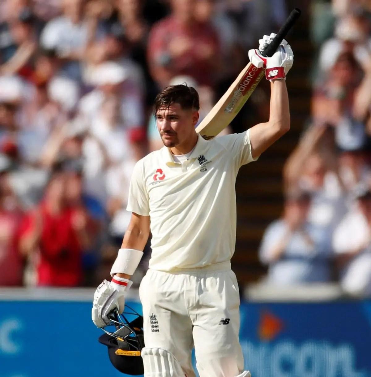Burns Stars At Edgbaston For England