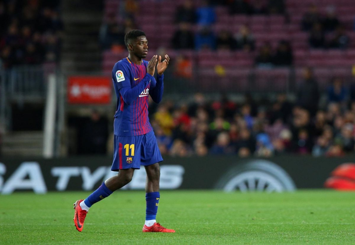 Dembele To Stay With Barca