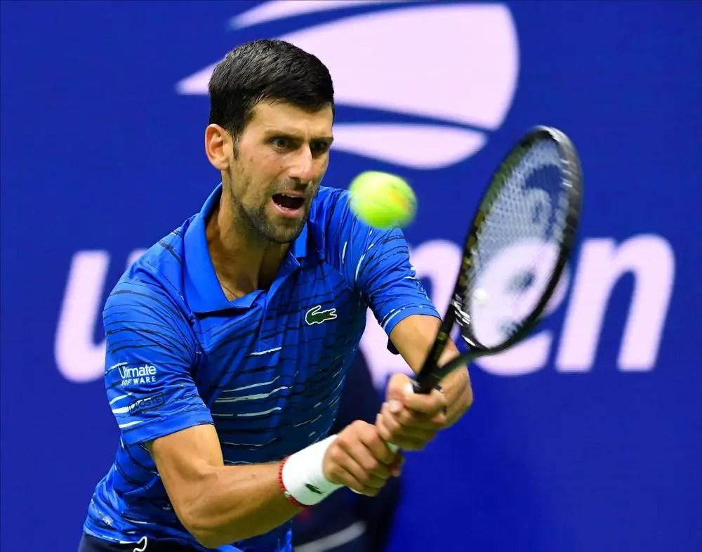 Djokovic Keen To Play Down Shoulder Injury