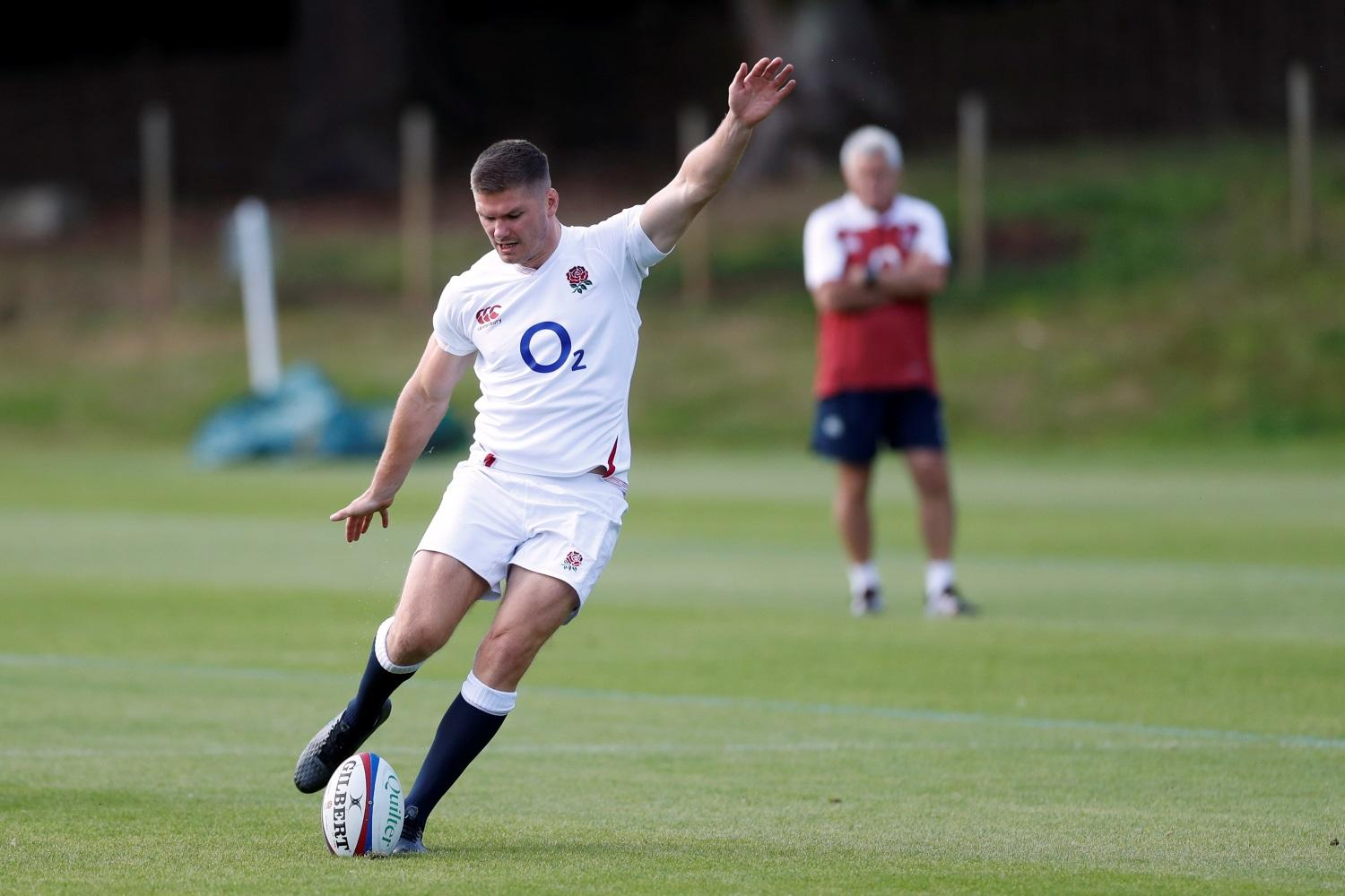England Yet To Hit Top Form – Farrell