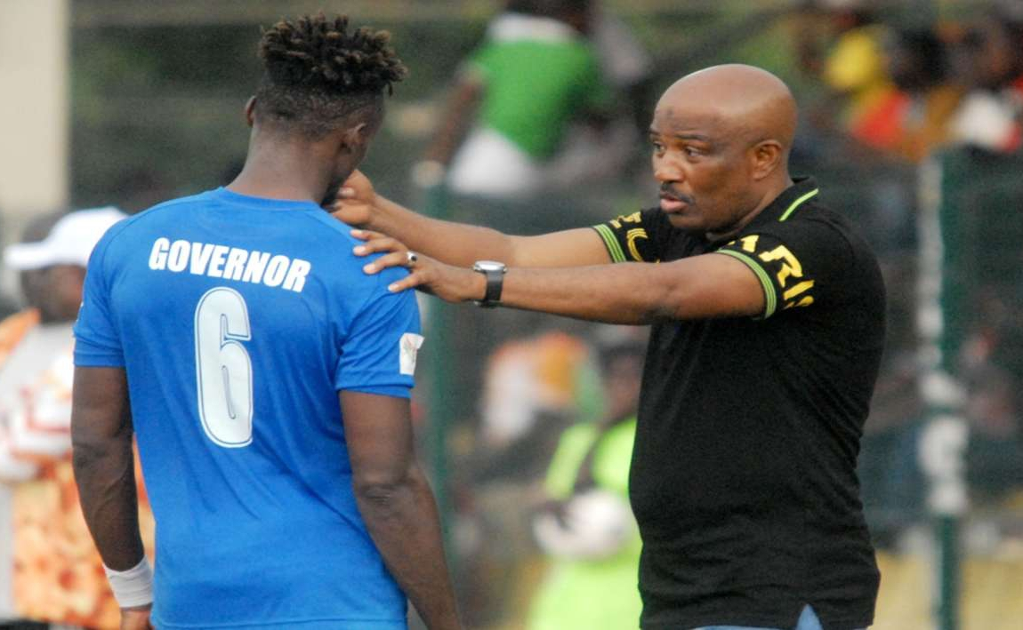 Enyimba Suspend Chukwude, Governor For Gross Misconduct