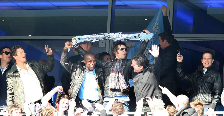 Famous Premier League Football Fans