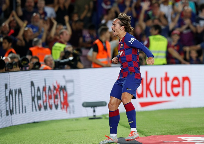 Griezmann Delighted To Get Off The Mark