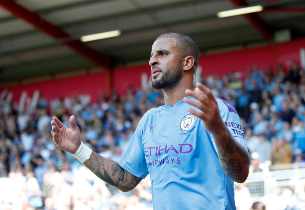 Guardiola Issues Challenge To City Pair