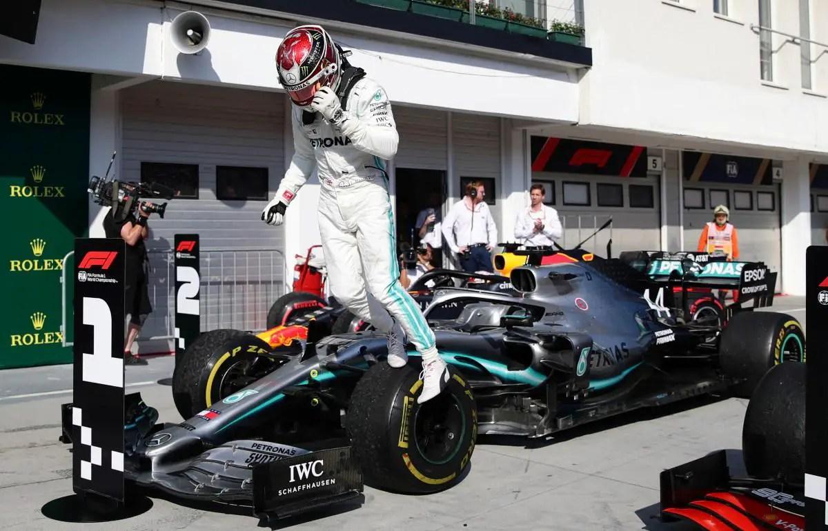 Hamilton Has No Plans To Quit