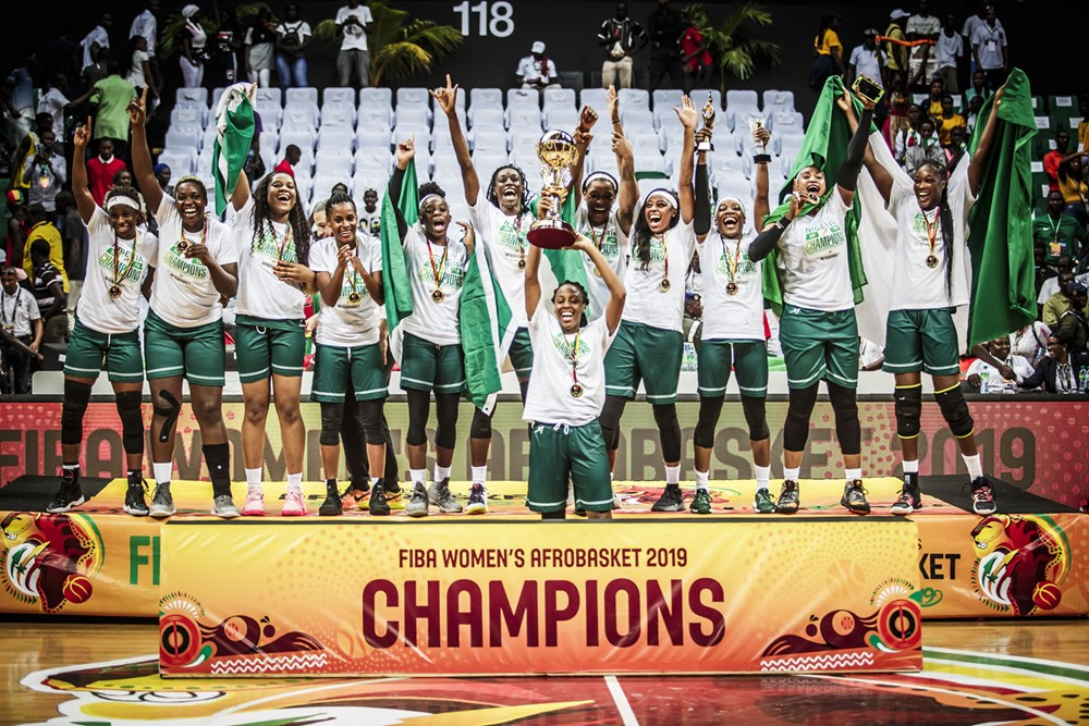 Tokyo 2020 Qualifiers Draw: D'Tigress In Pot 3 With Brazil, Japan, Great Britain