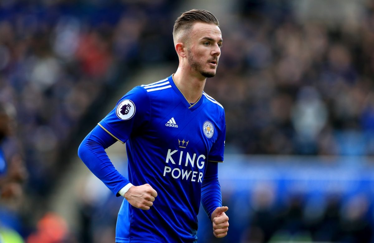 Maddison Linked With United As Rodgers Talks Up England Chances