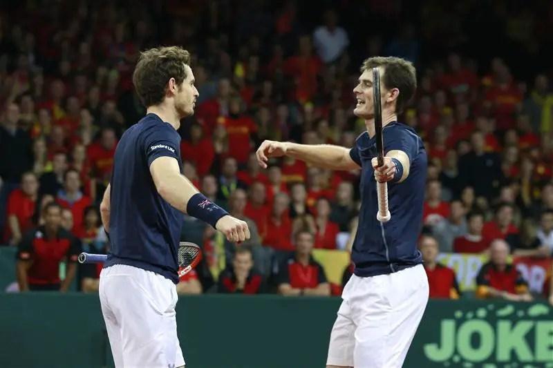 Murray Brothers Make Winning Start In Washington