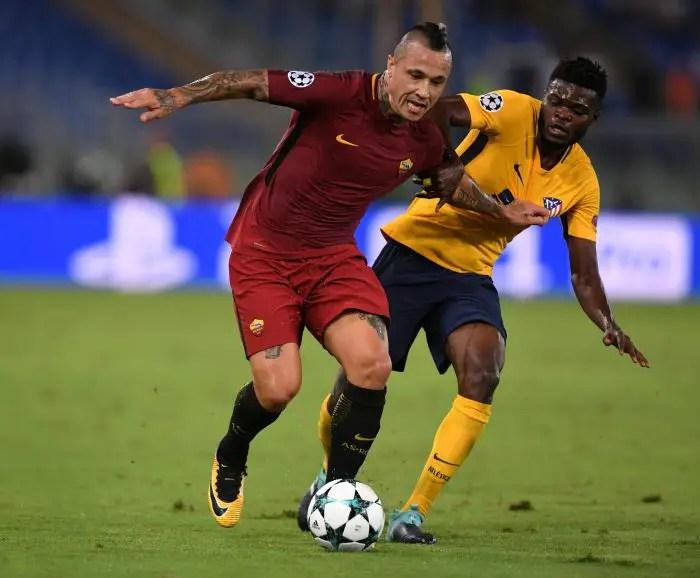 Nainggolan Glad To Be Back At Cagliari