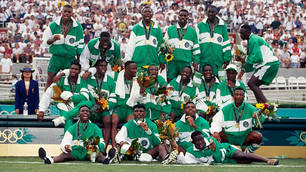 24 Years After: Celebrating Nigeria's 1996 Olympics Gold-Winning Team