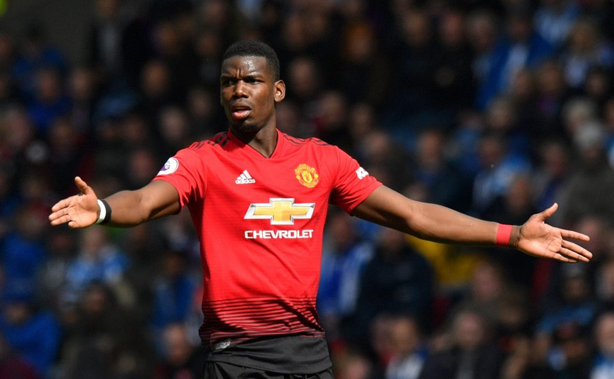 Paul Pogba Brother Fuels Talk Of Real Madrid Move For Man Utd Star