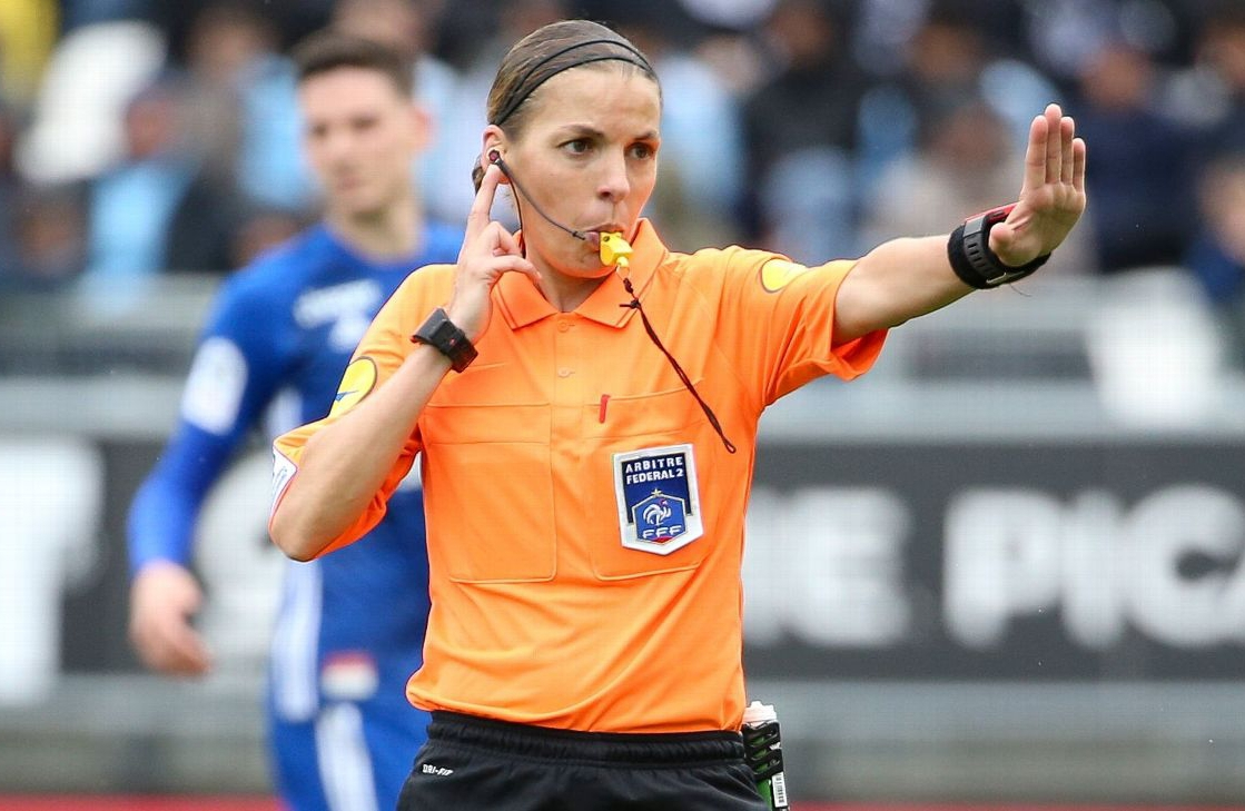 Female Referee Frappart To Officiate Liverpool Vs Chelsea UEFA Super Cup Clash