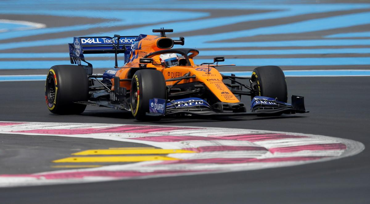 Sainz Guarded On McLaren Hopes