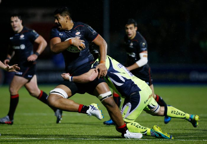 Skelton Pens New Two-Year Saracens Deal
