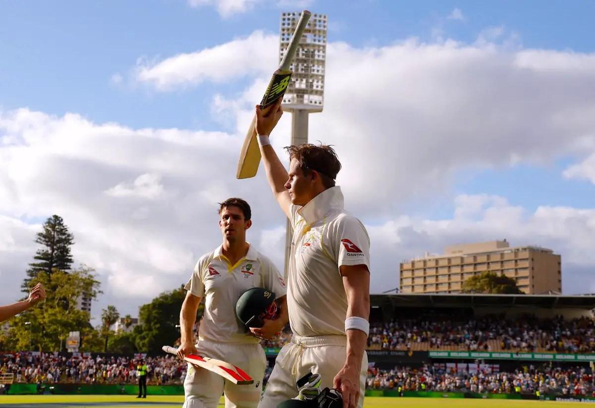 Smith Gives Australia A Chance At Edgbaston