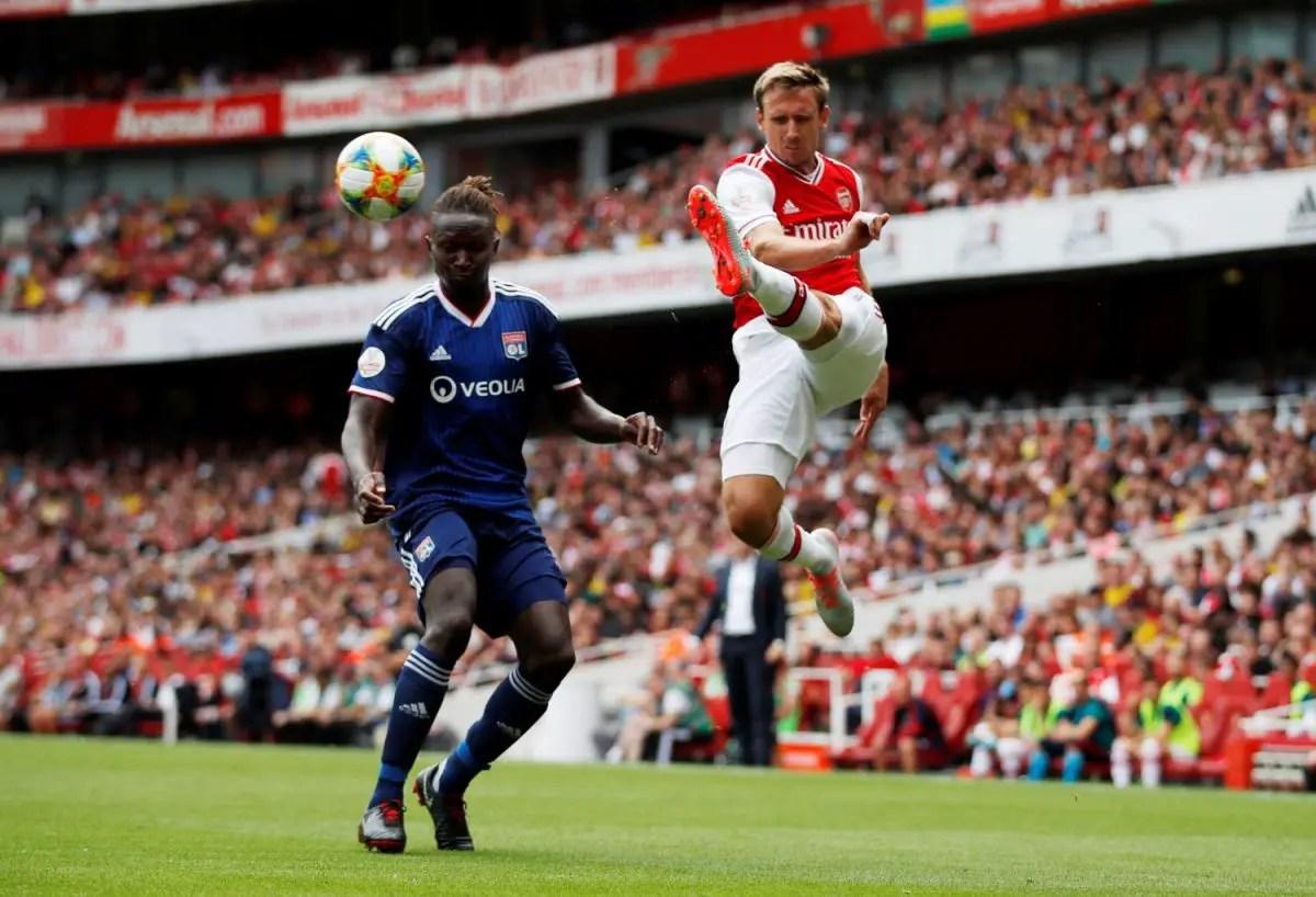 Sociedad Closing On Gunners Defender