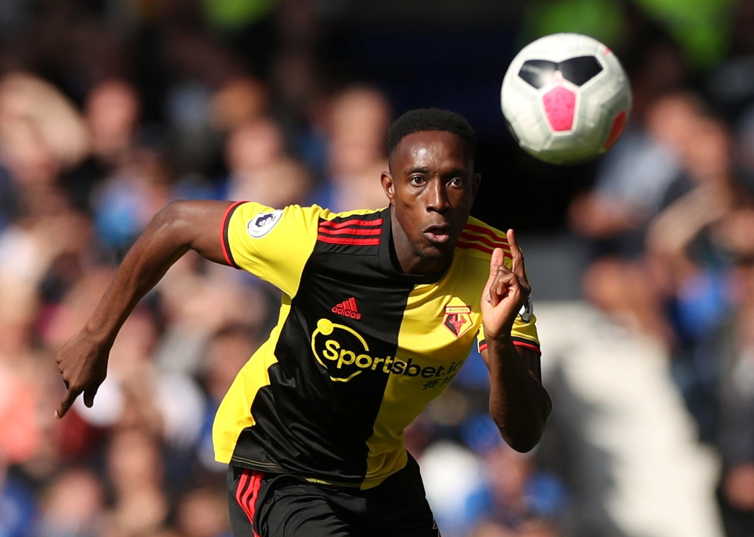 Welbeck glad to be back