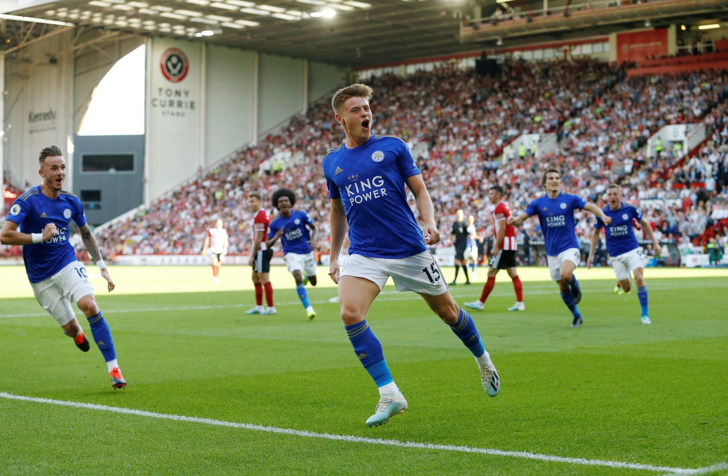 Young Foxes Hoping To Make Quality Count
