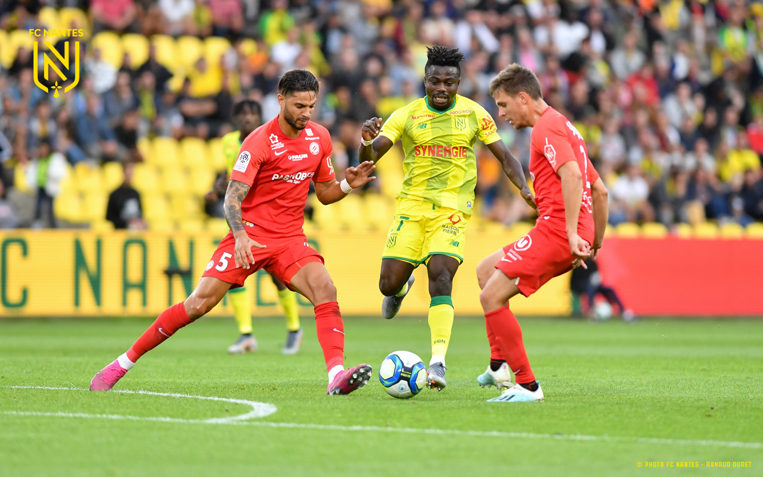 Gourcuff Hails Simon's Dribbling Skills, Good Showing In Nantes Win Vs Montpellier