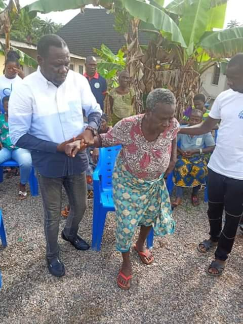 Siasia's Mother Regains Freedom From Kidnappers