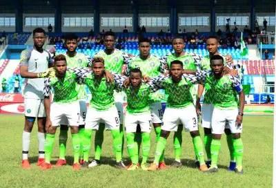 U23 Eagles Lose 1-0 To Sudan In Omdurman