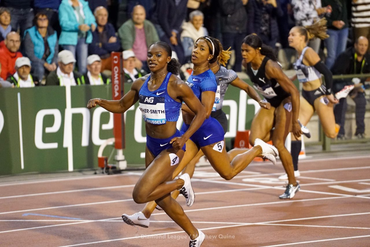 Okagbare Fails Again, Amusan Disqualified In 2019 IAAF DL Final