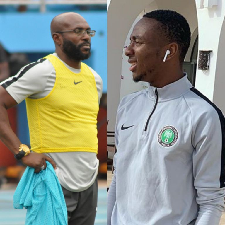 Amapakabo Banks On Nwakali To Help Subdue Sudan In U-23 AFCON Qualifier