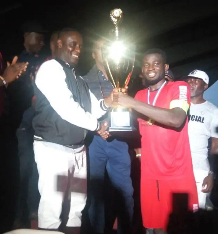 Lobi Stars Emerge Maiden Tico Select/Ekwueme Preseason Tournament Champion