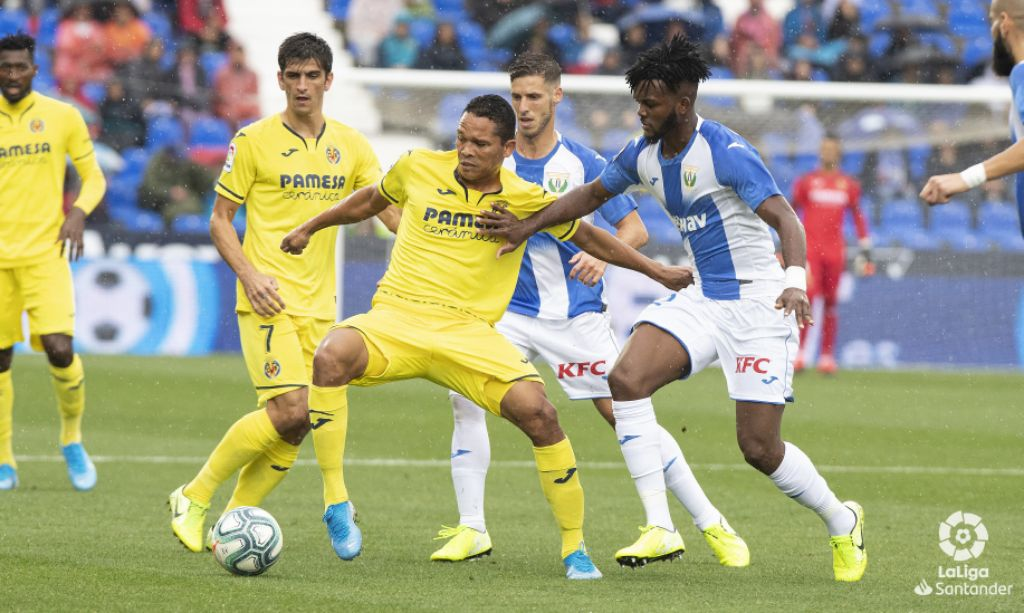 Roundup: Awaziem Debuts, Omeruo Absent, Chukwueze Benched As Villarreal Thrash Leganes; Akpom Scores In  PAOK Away Win
