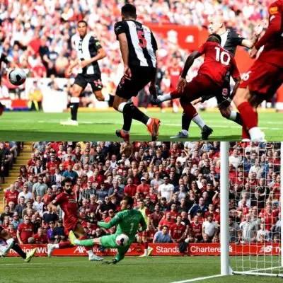 sadio-mane-mohamed-salah-liverpool-newcastle-premier-league-anfield-epl