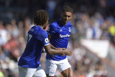 Iwobi on action as man city edge out Everton at Goodison Park