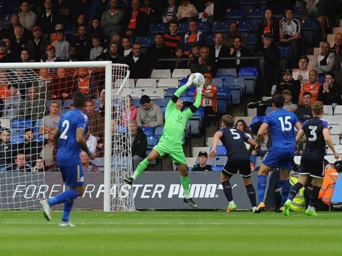 Luton Town v Leicester City Team News