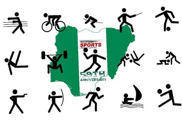 Odegbami: 59 Years Of Nigerian Sports!