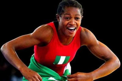 Nigeria Odunayo Adekuoroye Tokyo Olympics Sun Jong North
