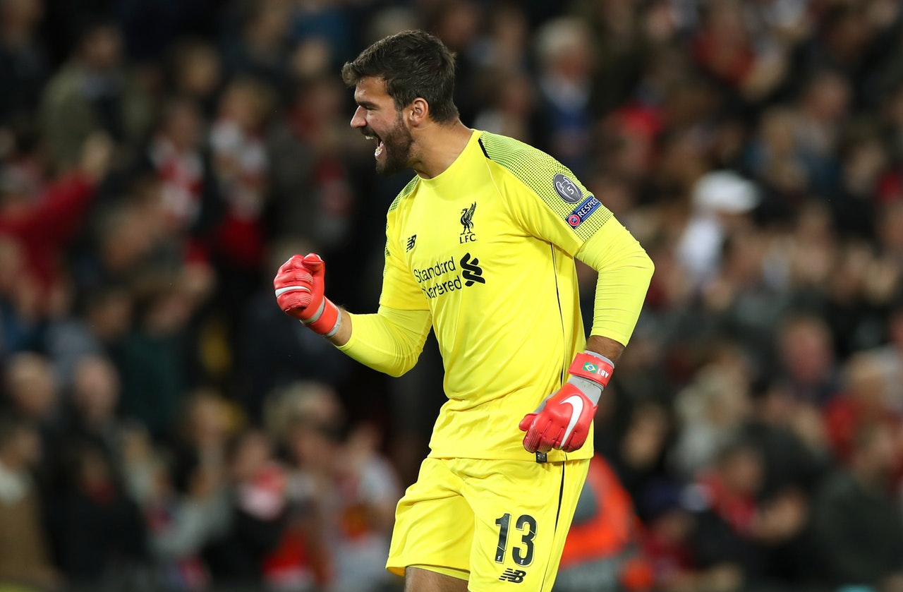 Alisson And Keita Close In On Reds Return