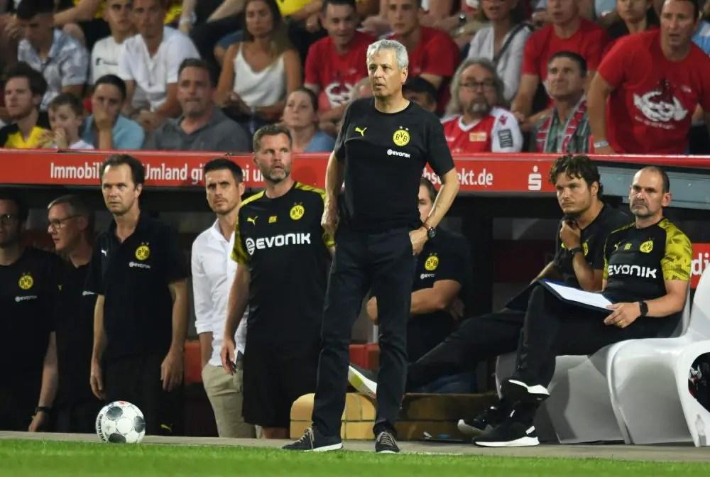 Brandt Targets Dortmund Glory