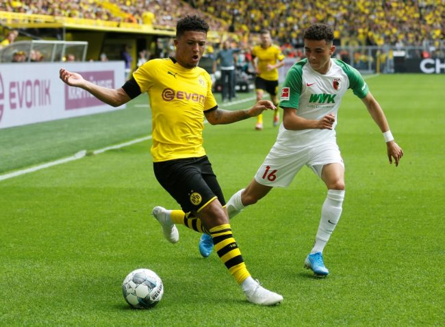 Dortmund Star Tips Sancho To Be World Beater