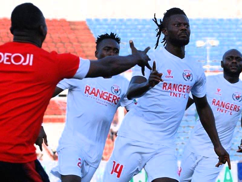 Ogbuke Unsure Of Rangers Future With One Season Left On Contract