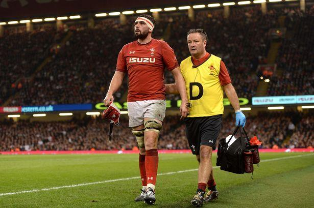 Hill Released From Wales Squad