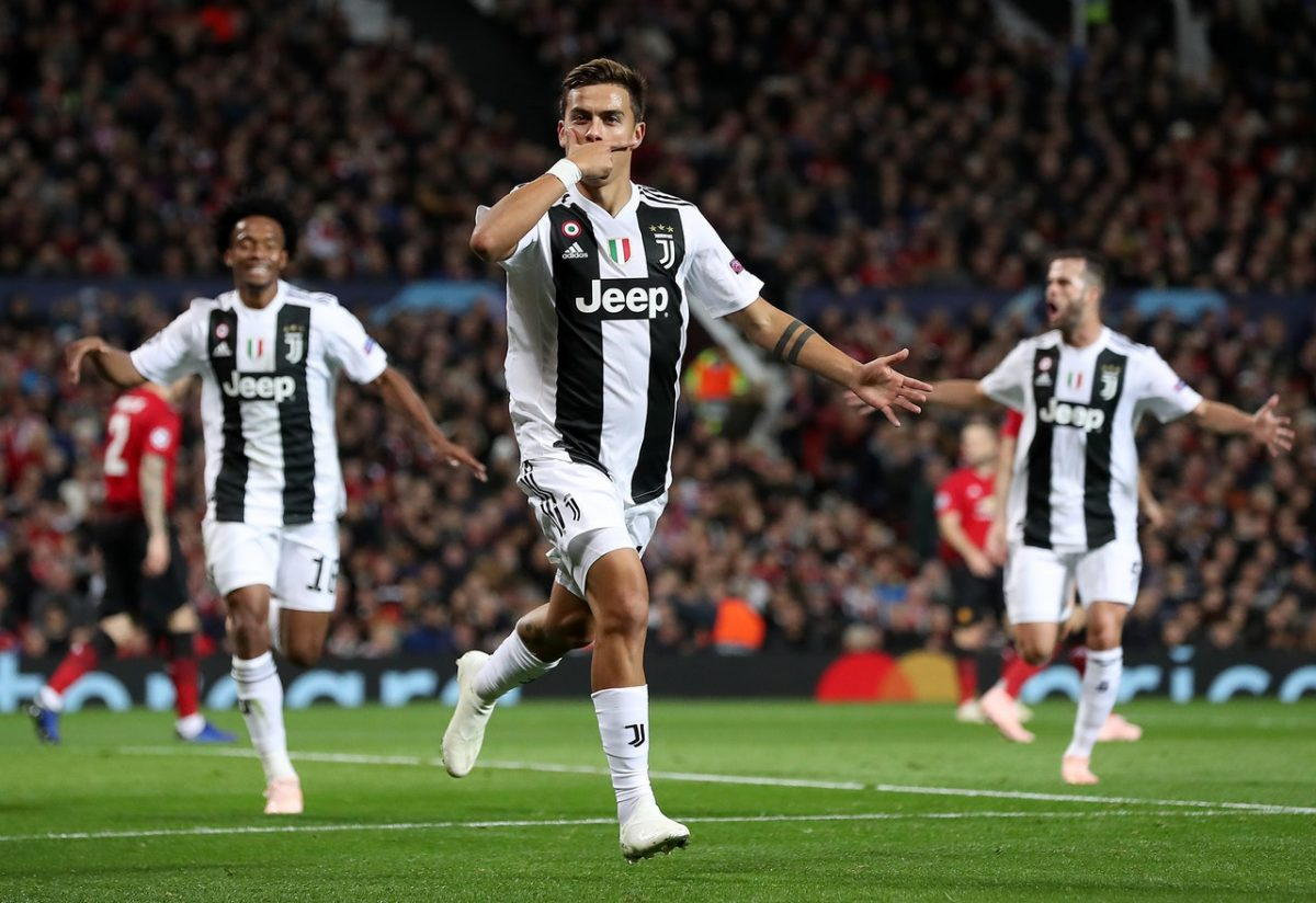 Juventus Chief Rules Out Dybala Exit