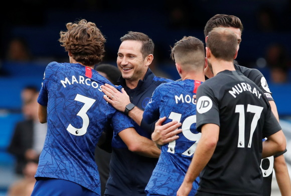 Lampard Relieved To Pick Up Crucial Home Win