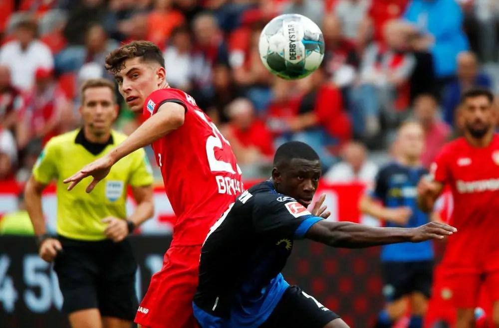 Leverkusen Chief Tired Of Havertz Talk Already