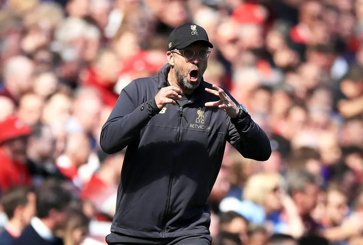 Liverpool v Newcastle United Team News