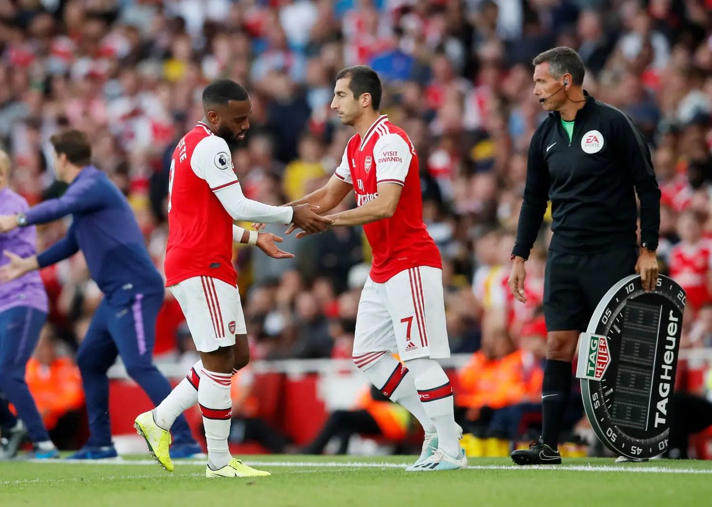 Mkhitaryan Urged To Extend Arsenal Loan