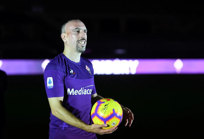 Montella Could Hand Ribery Starting Spot