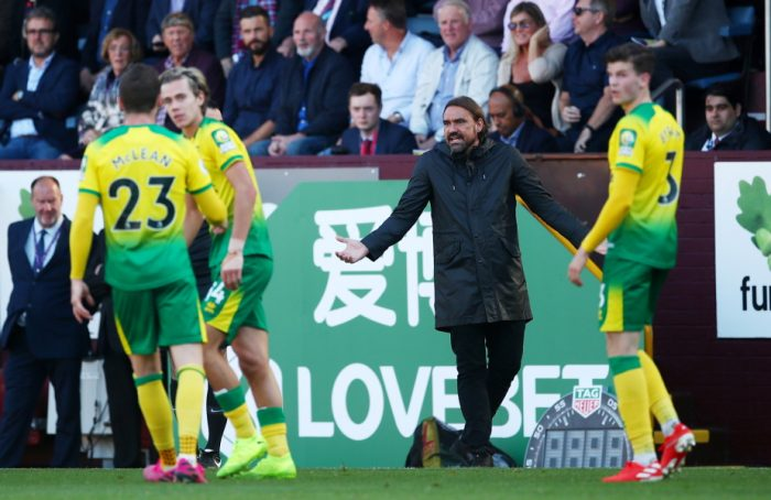 Norwich Wait On Tettey As Skipper Limps Out Of Clarets Loss